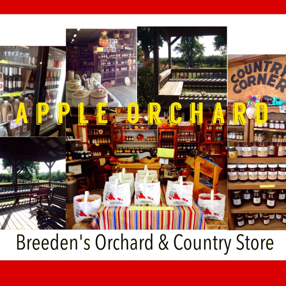 Breeden's Orchard & Country Market pics
