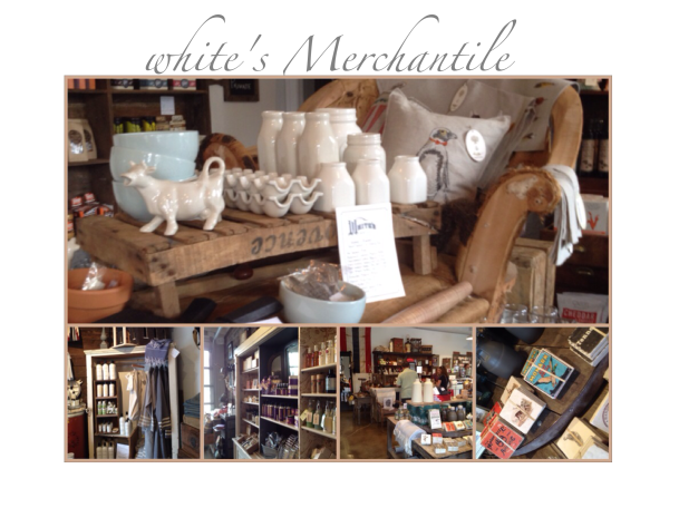 white's Merchantile