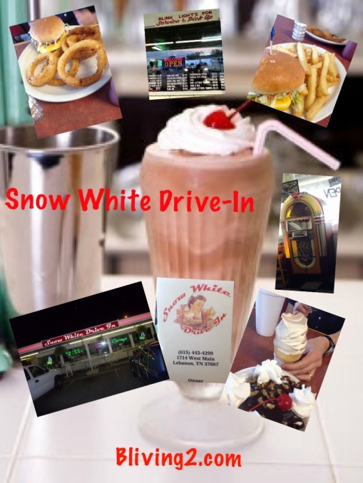 Snow White Drive-In