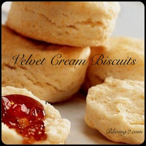 Velvet Cream Biscuits pic