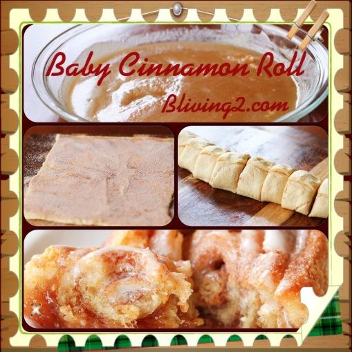 Baby Cinnamon Rolls pic