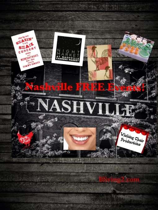 Nashville Free Events pic for November 21-23, 2014