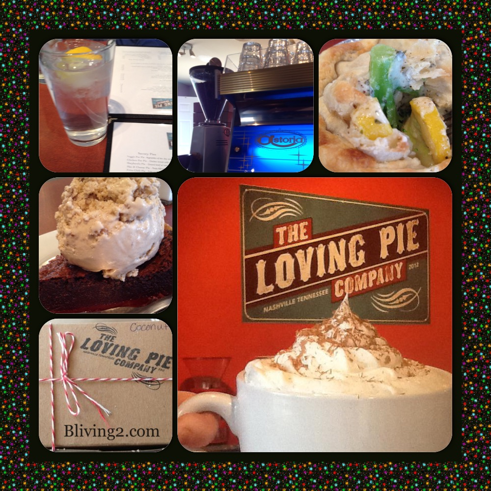 The loving pie company