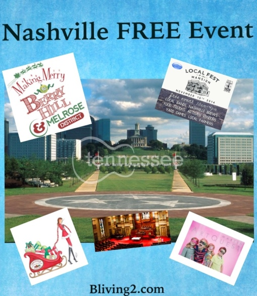 Nashville Free Events pic