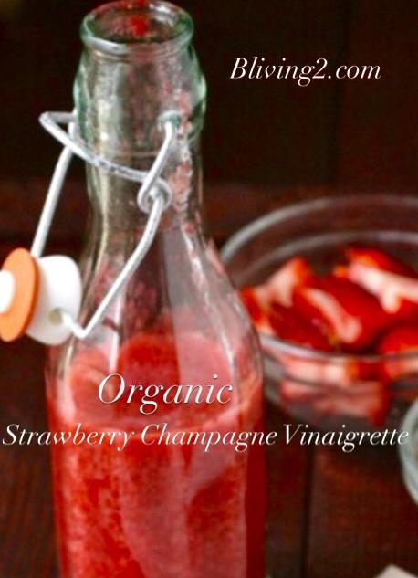 Organic Strawberry Champagne Vinaigrette picture