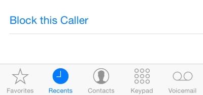caller block pic