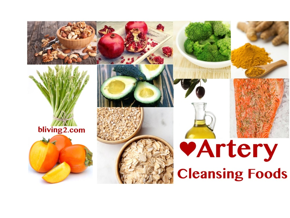 Artery Cleansing Foods