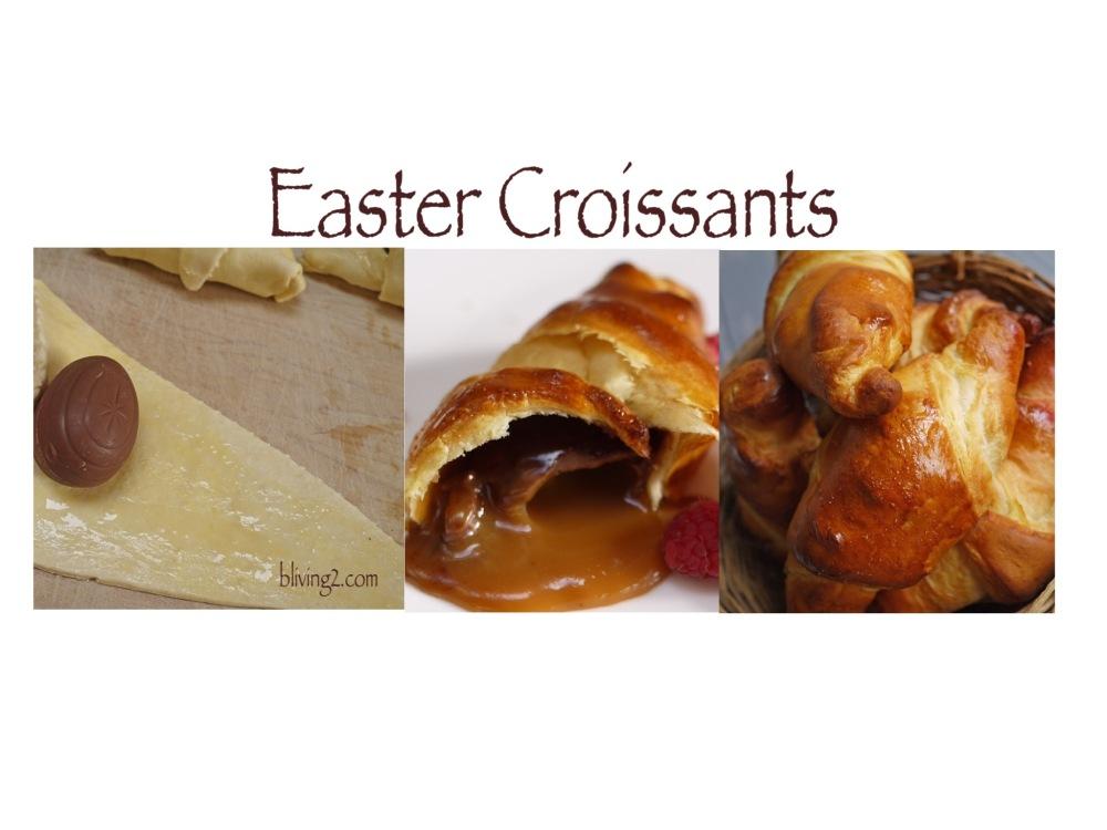 Easter Croissants
