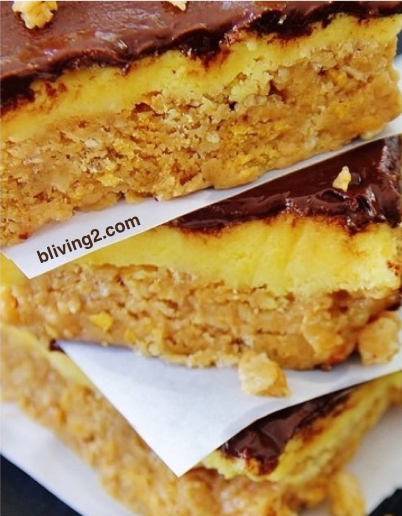 No Bake Yum Yum Bars