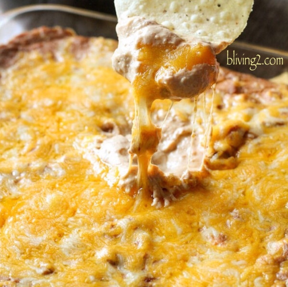 Cream cheese mexican dip