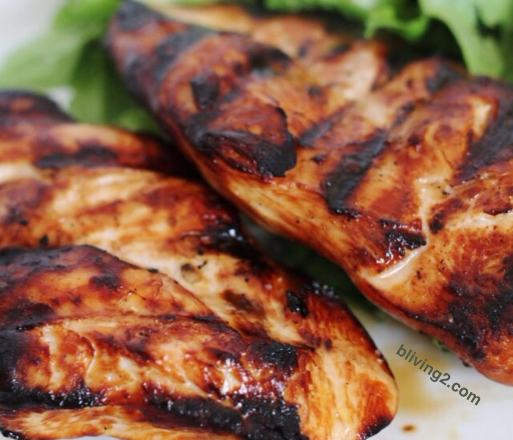 7 Up Grilled Chicken